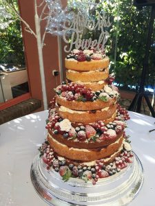 wedding cake nerja wedding spain