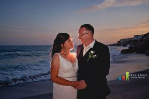 nerja beach wedding spain