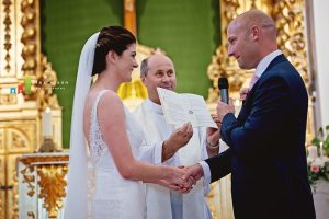 grainne n mike nerja church wedding spain