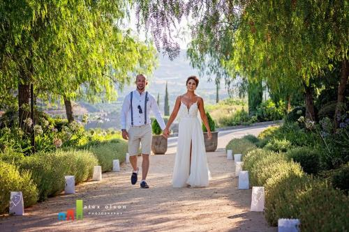nerja wedding cortijo bravo drinks reception (2)