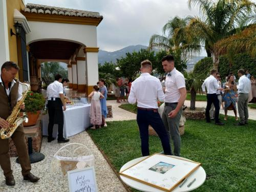 nerja wedding cortijo maria luisa drinks reception (1)